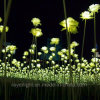 LED Artificial Rose Flower Lights Christmas Lawn Decorations