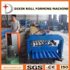 750 Aluminium Roofing Sheet Corrugating Iron Sheet Making Machine