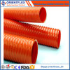 Blue Black Orange Color PVC Duct Hose