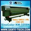 3.2m 1440dpi Km-3208n Large Format Digital Inkjet Printer