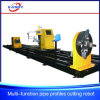 All Steel Pipe Bevel Cutting Machine Intersection Line Cutter