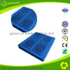 Colorful Double Side Grid Plastic Pallet for Storage Rack