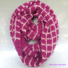 New Winter Fashion Acrylic Knitted Scarf