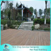 Bamboo Decking Outdoor Strand Woven Heavy Bamboo Flooring Villa Room 40
