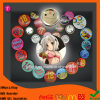 Hot Custom Metal Pin Badge Tin Button Badge for Party