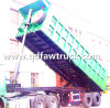2 Axle Front Lifting Rear Tipper Trailer