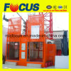 ISO and Ce Approved Double Cage Sc120/120 Construction Hoist/Elevator