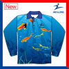 Custom Sublimation Mens Bass Fishing Apparel Cheap