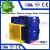 High Quality Rock Crusher Triple Roll Crusher Grinding Machine