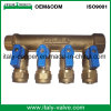 OEM Quality Brass Forged Ball Manifold Valve (AV9062)