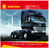 HOWO Truck Tractor 6X4 371HP Tractor Truck Head/Trailer Head