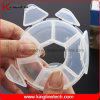 Plastic 6-Cases Pill Box (KL-9098)