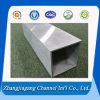 7075 Alloy Extruded Aluminium Rectangular Tube