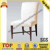 Comfortable Wooden White Restaurant Dining Chair