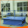 China 20FT Hydraulic Cargo Scissor Lift Electric with Ce ISO