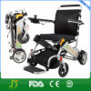 Aluminum Lightweight Folding Power Lithium Battery Wheelchair