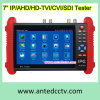 Idea Multi Function CCTV Security Camera Tester with 7 Inch Touch Screen & IP/Ahd/Tvi/Cvi/Analog Test Tools