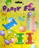 Fancy Birthday Party Candle H13