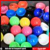 Solid Color Non Transparent Plastic Empty Capsules or Balls for Decoration