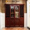Oppein Antique Alder Solid Wood Wine Rack (JG21341)