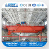 Qz Model Bridge Crane with Grab Bucket