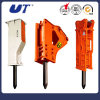 Excavator Attachments Top Type Hydraulic Rock Breaker