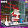 Giant Inflatable Santa for Club Christmas Decoration