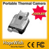 Portable Range Finder Thermal Binocular with SD Card