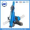 Solar Crawler Type Guardrail Post Pile Driver/Hydraulic Pile Driver