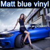 Matt Blue Car Color Change Film, Car Wrapping Film, 1.52X30m