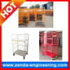 Metal Foldable Stillage / Steel Pallet / Cage Pallet