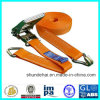 Rachet Tie Down/ Cargo Lashing Belt with TUV Cert