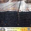 Thin Wall Welded Dark Black 25.4*25.4 Steel Tube