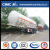 50 Cbm Cimc Huajun Oil Tanker with Heating Pipe/Channel