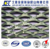 Heavy Duty Aluminum Expanded Metal Mesh Curtain Wall