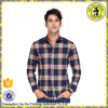 Wholesale Plaid Cotton Long Sleeve Men Shirt Turkey