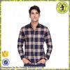 Wholesale Plaid Cotton Long Sleeve Men Shirt Turkey