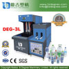 2 Cavity Semi Auto Plastic Mineral Water Bottle Making Machine
