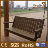 New Designs Outdoor Garden PS Wood Chair for Public Rest Chairs