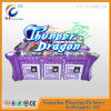 Thunder Dragon Arcade Fishing Game with Gambling Table for Vending
