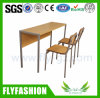 SF-11D Classroom Furniture Double Desk and Chair School Furniture for Student