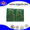 Gold Plated PCB Circuit Board with BGA and Peelable Mask