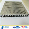 Perforated Aluminum Honeycomb Sandwich Panel with PVDF Coating