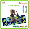 High-End Natural Rubber and Microfiber Surface Star Mat for Yoga