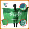 Best Selling Promotional Body Flag Cape for President Campaign
