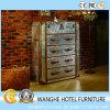 Hotel Furniture Creative Metal Design Side Storage Cabinets