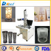 Cylinder Fiber Laser Engraving Marking Machine with Rotary Device