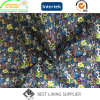 100 Polyester 230t Twill Fashion Cloth Printed Liner Lining for Jacket and Suit
