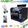 Phone Case Printer Mobile Phone Cover Printing Machine A3 Size UV LED Flatbed Printer
