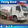 Used 10cbm 336HP HOWO Mixer Truck of HOWO Concrete Mixer